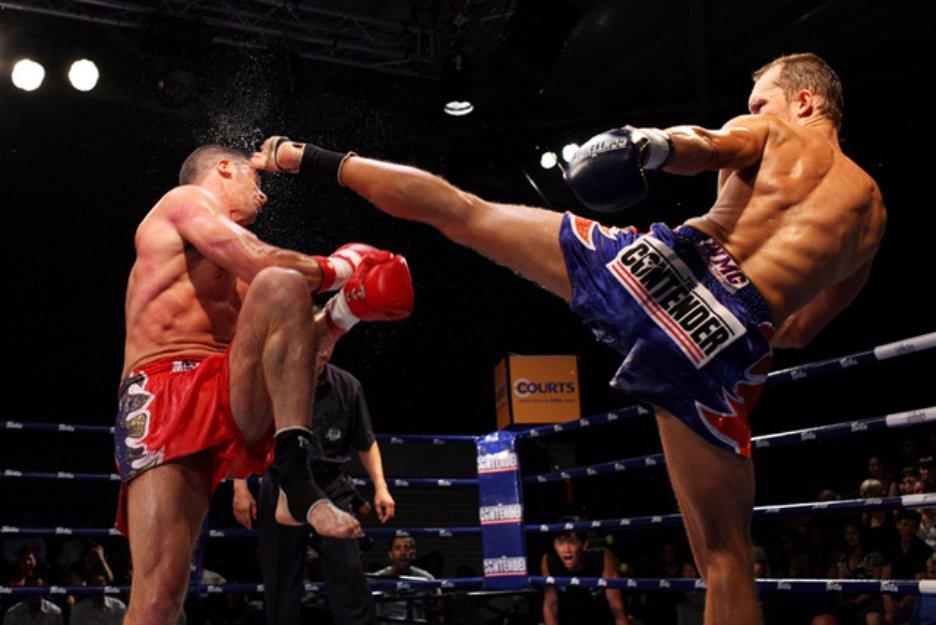Muay Thai Kick Tutorial